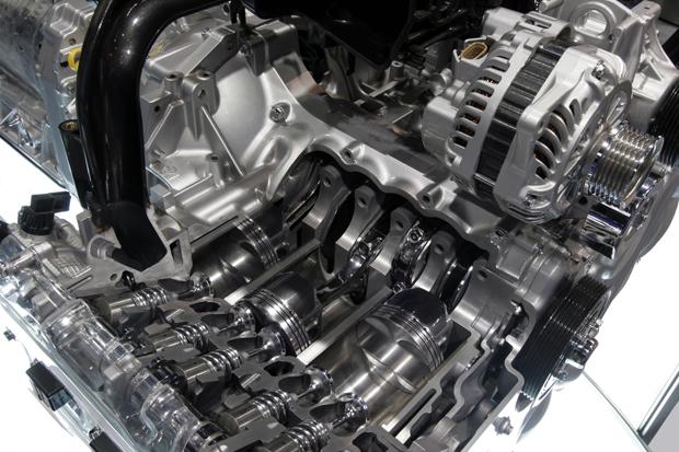 HYSTER FORKLIFT motor Montreal (514)321 2400 DAEWOO FORKLIFTS engine